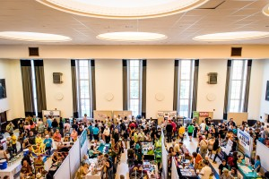 Twin Cities Veg Fest 2014 Exhibitor Hall